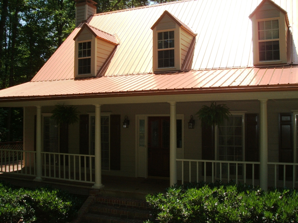 Specialty Copper Roof2