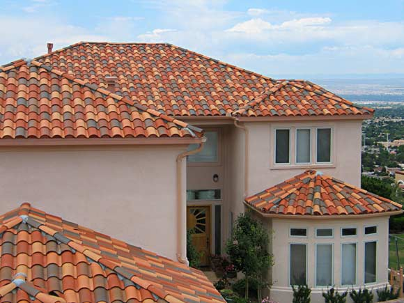 Specialty Tile-Roof